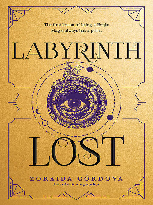 Title details for Labyrinth Lost by Zoraida Cordova - Wait list