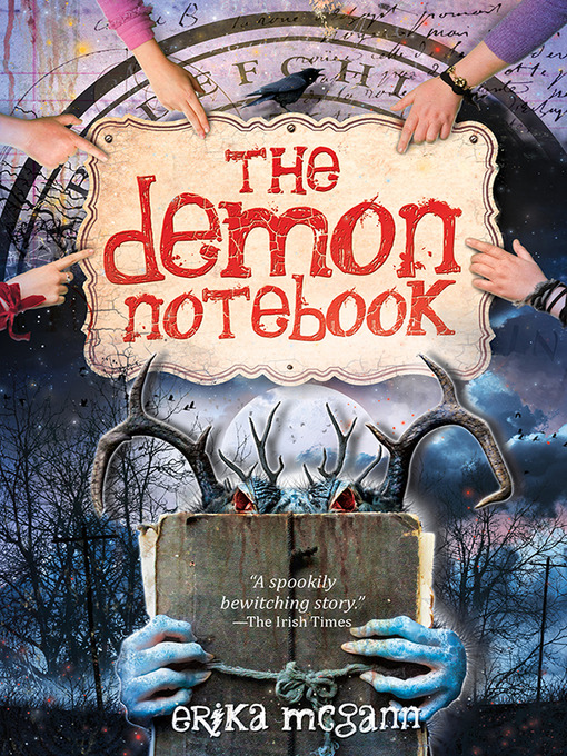Cover image for The Demon Notebook