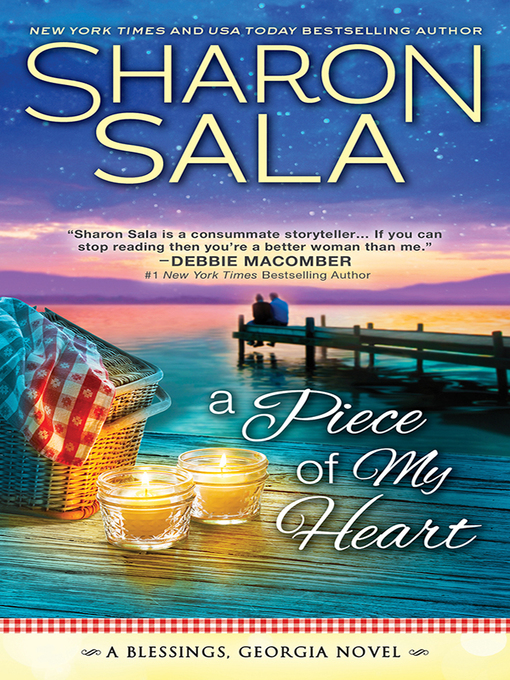Title details for A Piece of My Heart by Sharon Sala - Wait list