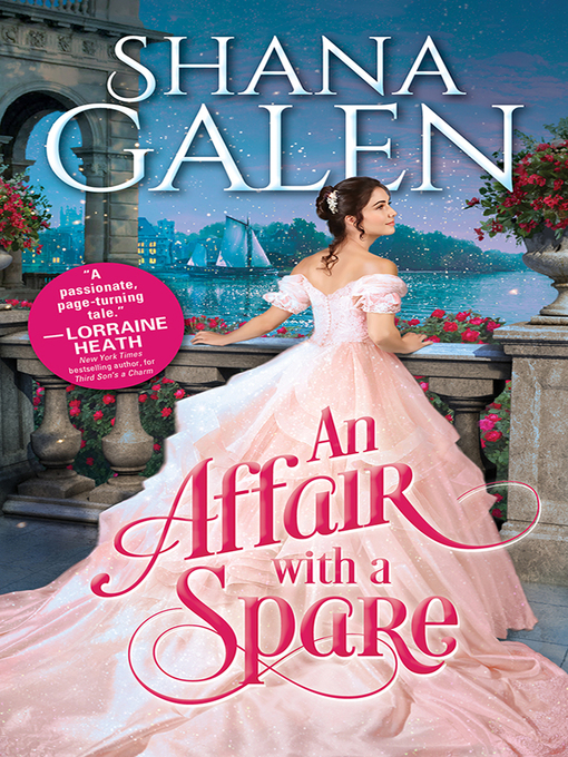 Title details for An Affair with a Spare by Shana Galen - Wait list