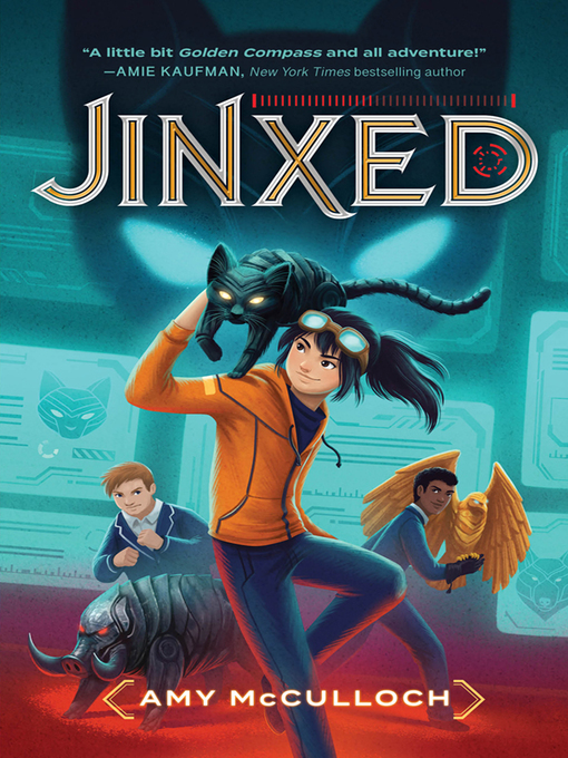 Title details for Jinxed by Amy McCulloch - Wait list