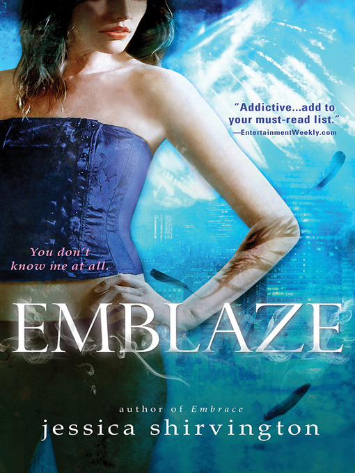 Cover of Emblaze