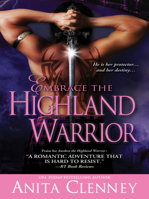 Title details for Embrace the Highland Warrior by Anita Clenney - Available