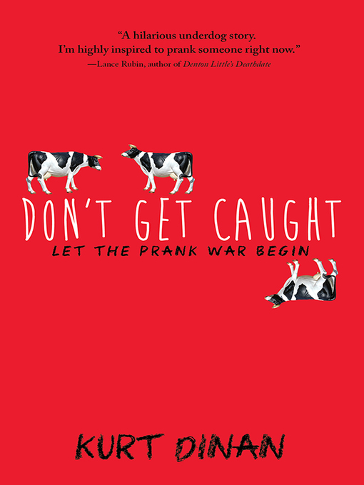 Cover of Don't Get Caught