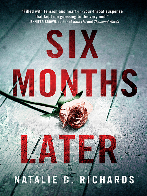 Cover of Six Months Later