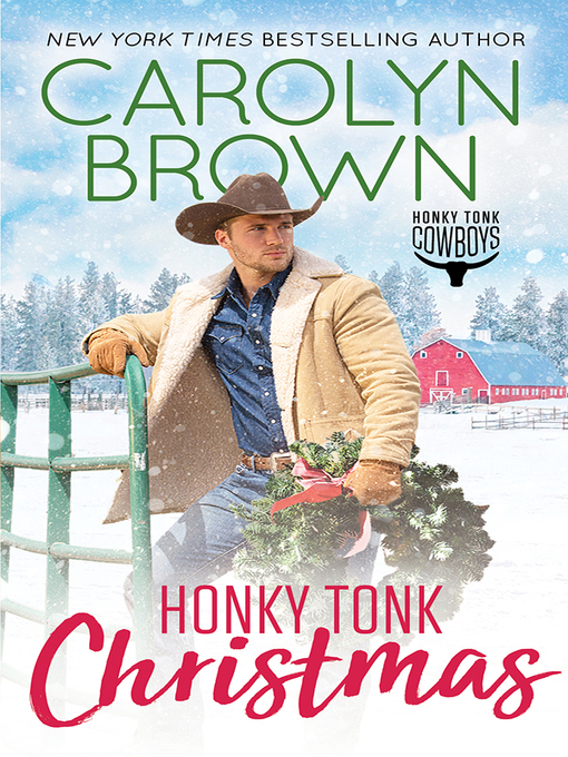 Title details for Honky Tonk Christmas by Carolyn Brown - Wait list