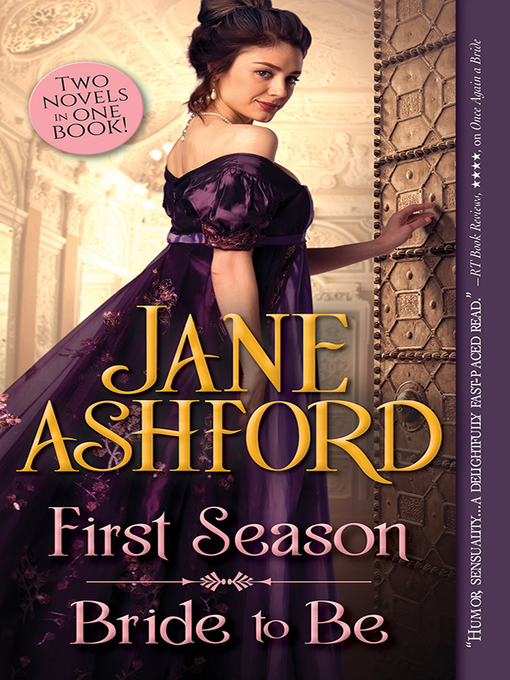 Title details for First Season / Bride to Be by Jane Ashford - Wait list