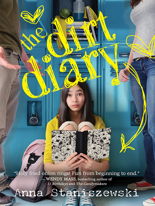 Cover of The Dirt Diary