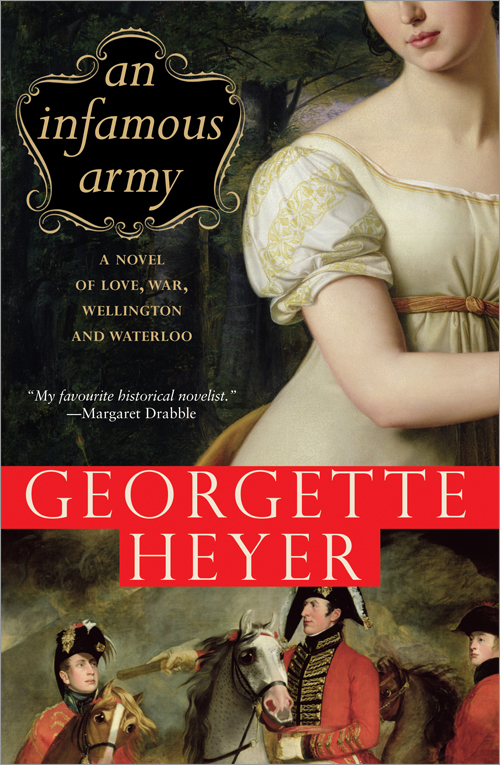 Title details for An Infamous Army by Georgette Heyer - Available