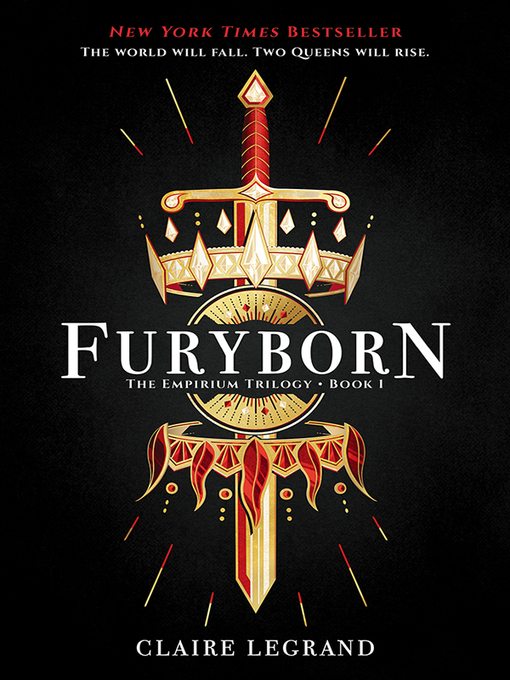 Title details for Furyborn by Claire Legrand - Available