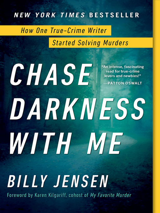 Cover of Chase Darkness with Me