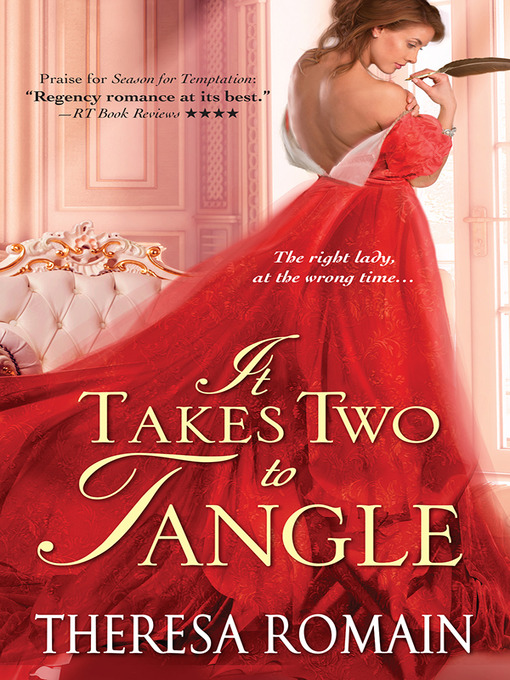 Title details for It Takes Two to Tangle by Theresa Romain - Wait list