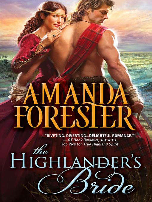 Title details for The Highlander's Bride by Amanda Forester - Wait list