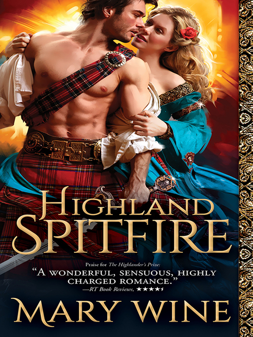 Title details for Highland Spitfire by Mary Wine - Available