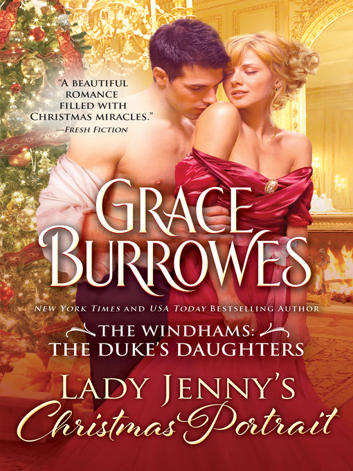 Title details for Lady Jenny's Christmas Portrait by Grace Burrowes - Available