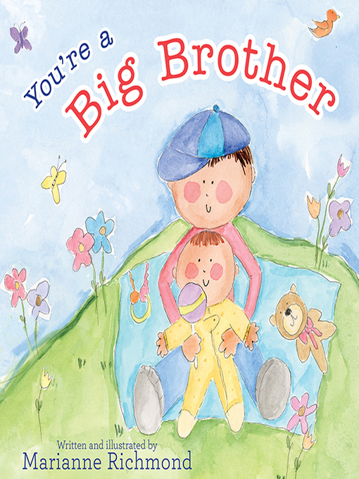You're a Big Brother - OK Virtual Library - OverDrive