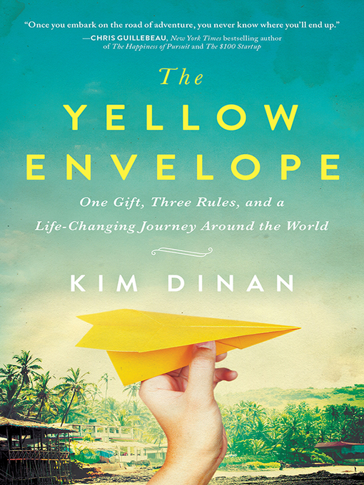 Title details for The Yellow Envelope by Kim Dinan - Wait list