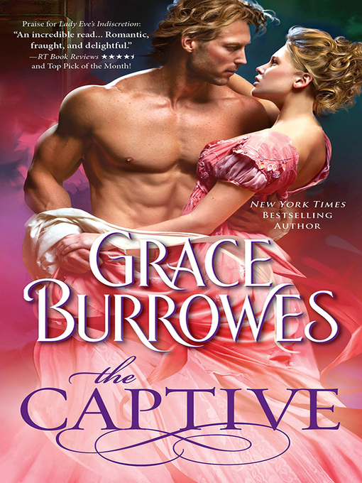 Title details for The Captive by Grace Burrowes - Wait list
