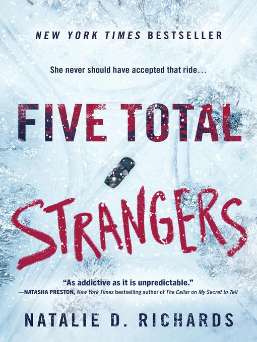 Title details for Five Total Strangers by Natalie D. Richards - Wait list