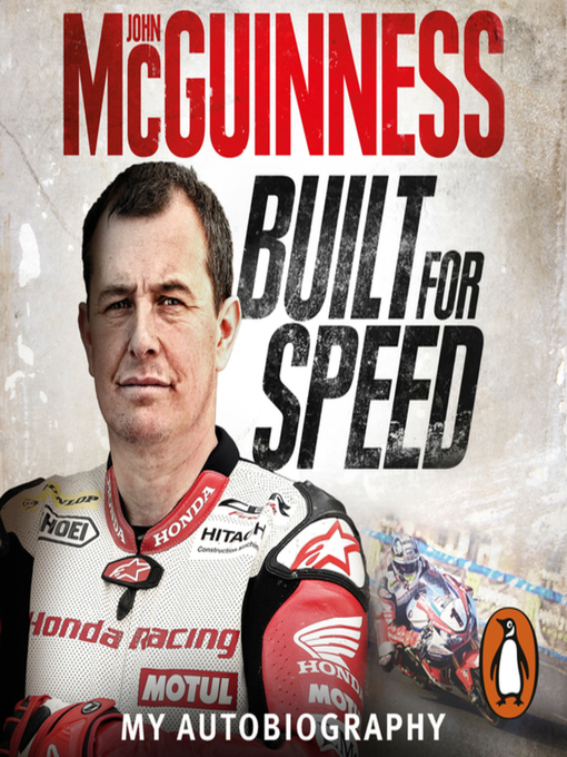 Title details for Built for Speed by John McGuinness - Available