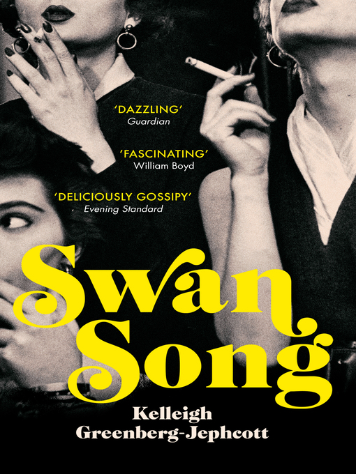 Title details for Swan Song by Kelleigh Greenberg-Jephcott - Available