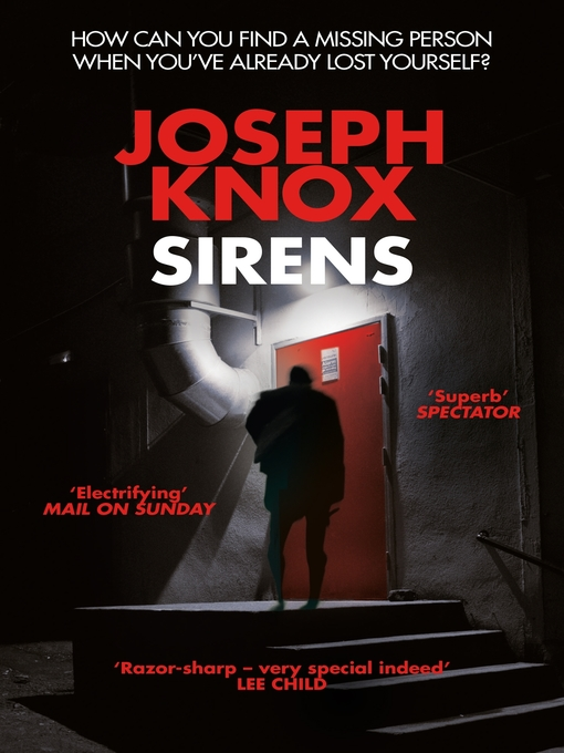 Title details for Sirens by Joseph Knox - Available