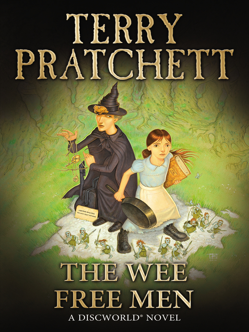 The Wee Free Men Discworld: Young Adult Series, Book 2