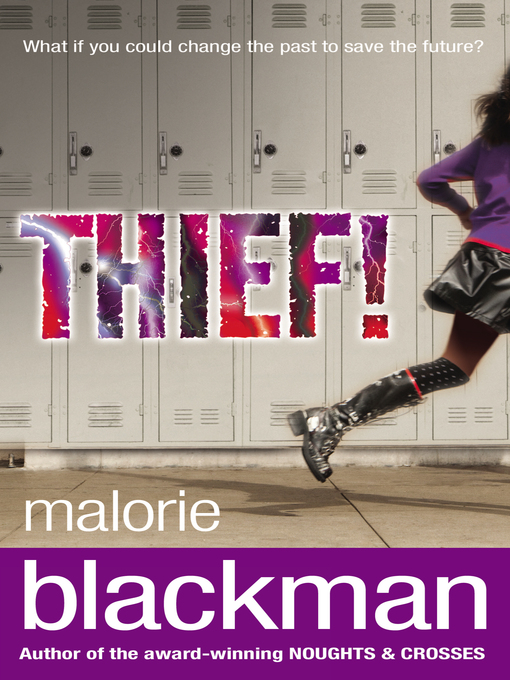 Thief! by Malorie Blackman book cover