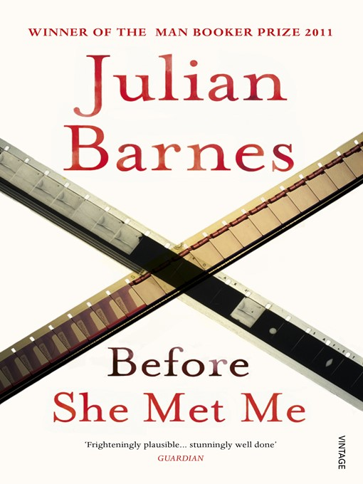 Title details for Before She Met Me by Julian Barnes - Wait list
