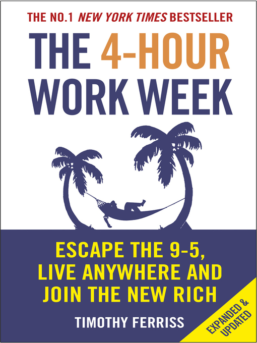 Title details for The 4-Hour Work Week by Timothy Ferriss - Wait list