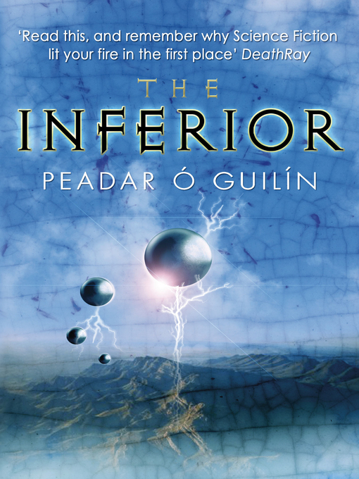 Title details for The Inferior by Peadar O'Guilin - Wait list