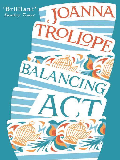 Title details for Balancing Act by Joanna Trollope - Wait list