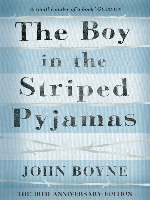 Cover of The Boy in the Striped Pyjamas