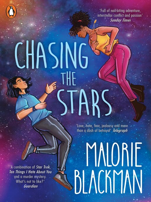 Title details for Chasing the Stars by Malorie Blackman - Wait list