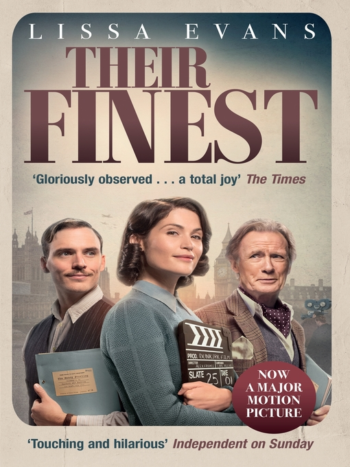 Их звездный час / Their Finest (2016) BDRip от MegaPeer | iTunes
