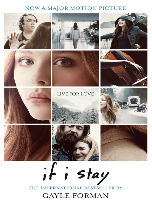 Title details for If I Stay by Gayle Forman - Wait list