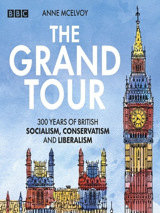 Title details for The Grand Tour by Anne McElvoy - Wait list