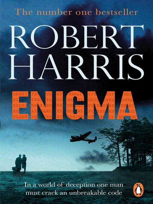 Title details for Enigma by Robert Harris - Available
