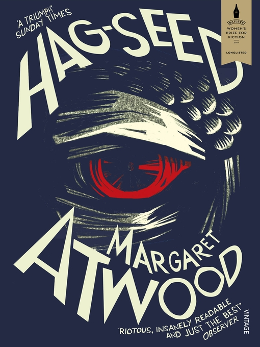 Title details for Hag-Seed by Margaret Atwood - Available