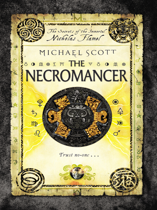 Title details for The Necromancer by Michael Scott - Wait list