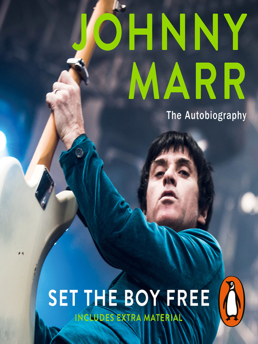 Title details for Set the Boy Free by Johnny Marr - Wait list