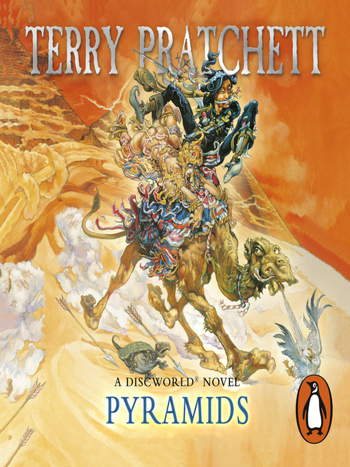 Title details for Pyramids by Terry Pratchett - Wait list