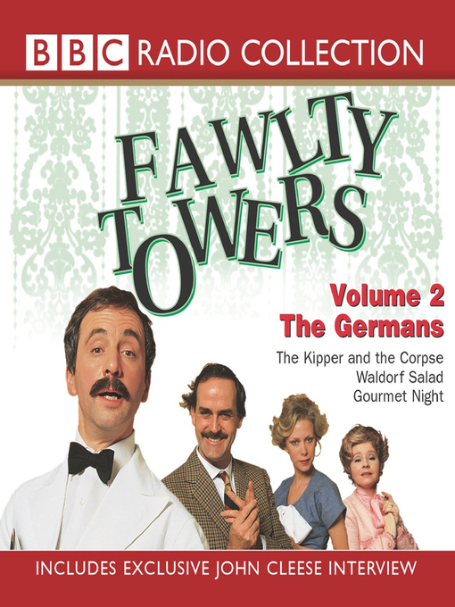Title details for Fawlty Towers by Connie Booth - Available