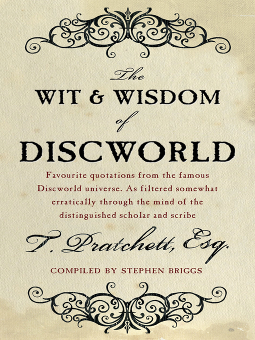 Title details for The Wit and Wisdom of Discworld by Stephen Briggs - Available