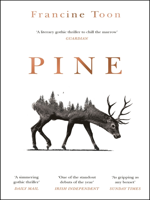 Title details for Pine by Francine Toon - Wait list