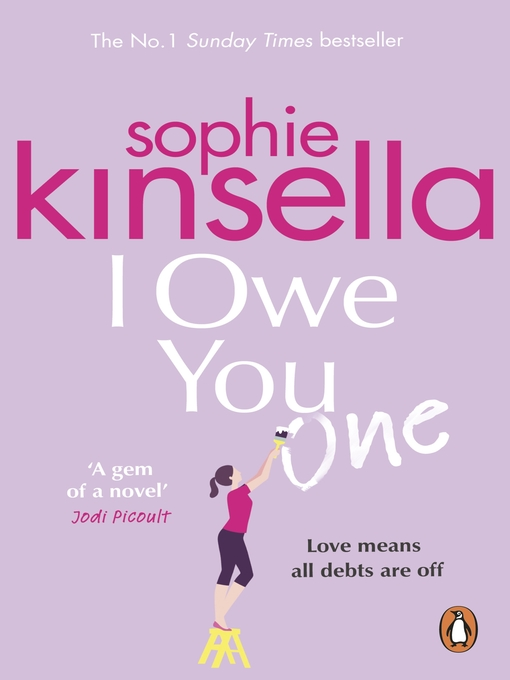Title details for I Owe You One by Sophie Kinsella - Wait list