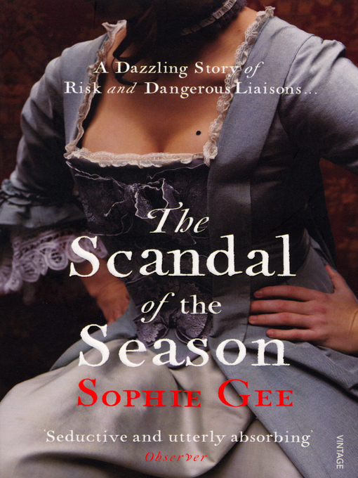 Title details for The Scandal of the Season by Sophie Gee - Available