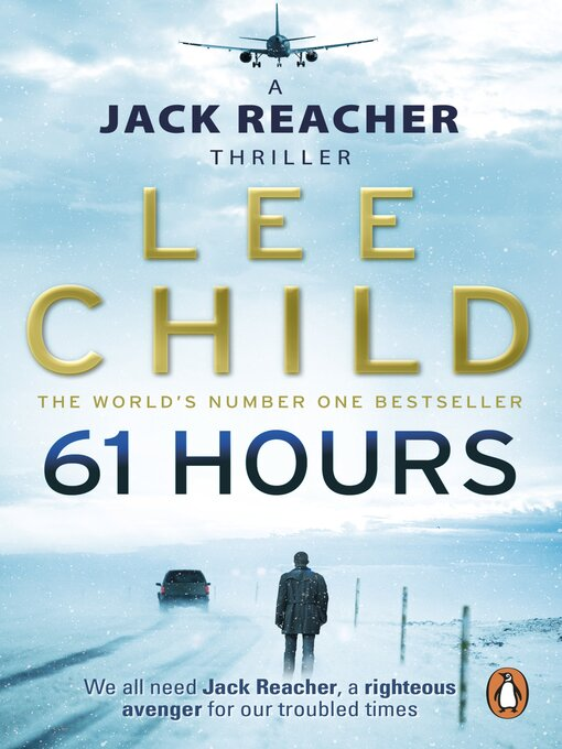 Title details for 61 Hours by Lee Child - Wait list