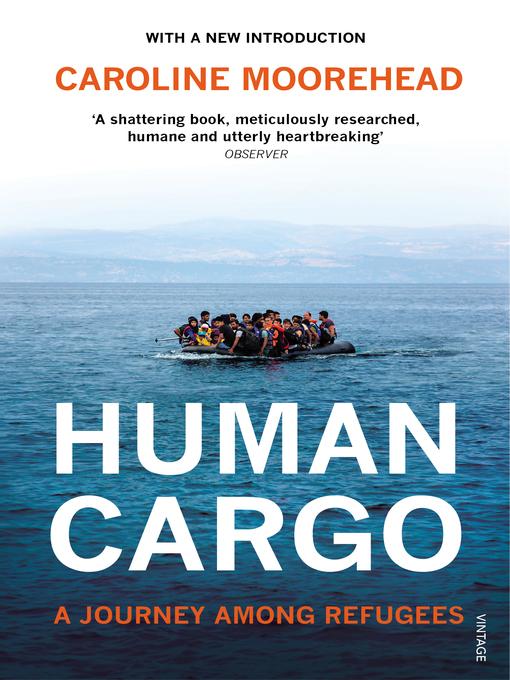 Title details for Human Cargo by Caroline Moorehead - Wait list
