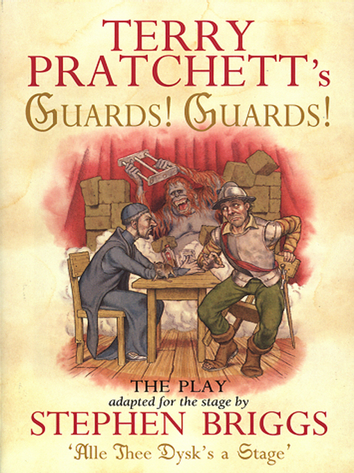 Cover of Guards! Guards!